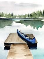 Lake Views I Fine Art Print