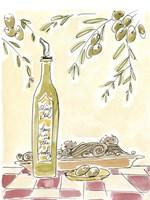 Olio della Cucina II Fine Art Print
