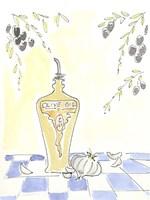 Olio della Cucina III Fine Art Print