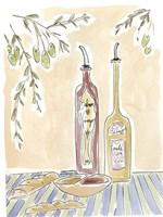 Olio della Cucina IV Fine Art Print