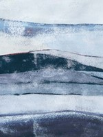 Opalite Pasture I Framed Print