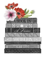 Book Dream I Fine Art Print