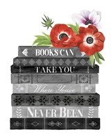 Book Dream II Fine Art Print