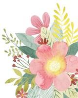 Colossal Florals II Framed Print