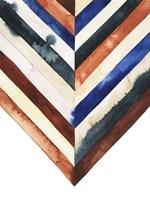 Desert Layers I Framed Print
