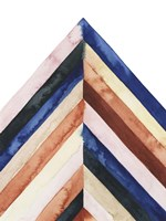 Desert Layers II Framed Print