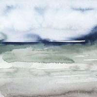 Uplands I Framed Print