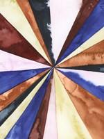 Desert Layers III Framed Print