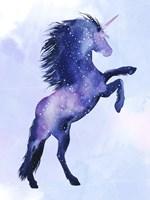 Unicorn Universe  III Framed Print