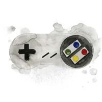 Gamer II Fine Art Print