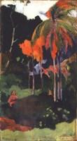 Mahana Ma'a 1892 Fine Art Print