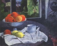 Still Life with Fruit, Brittany Fine Art Print