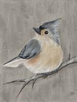 Winter Bird I Fine Art Print