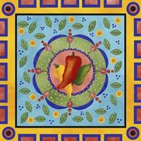 Spanish Peppers I Fine Art Print