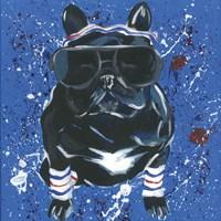 Dapper Animal III Fine Art Print
