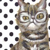 Dapper Animal IX Framed Print