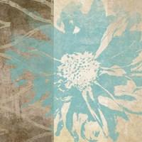 Flower Flake I Fine Art Print