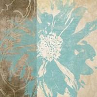 Flower Flake II Fine Art Print