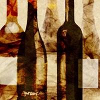 Smokey Wine III Framed Print