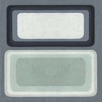 Maritime Color Field I Framed Print