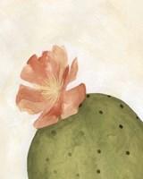 Arid Bloom I Fine Art Print