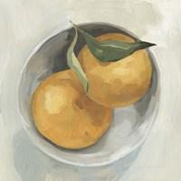 Fruit Bowl II Framed Print