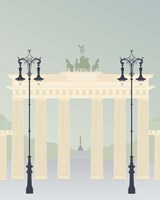 Travel Europe--Brandenburger Fine Art Print