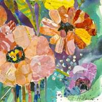 Bold Blooms IV Fine Art Print
