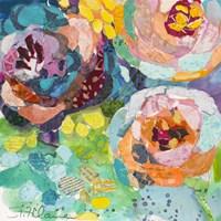 Bold Blooms I Fine Art Print