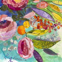 Bold Blooms III Fine Art Print