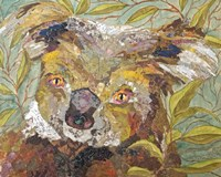 Koala Collage II Fine Art Print