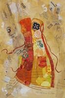 Dress Whimsy II Fine Art Print