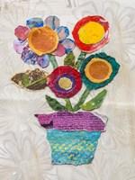 Flower Pot I Framed Print