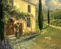 Scenic Italy I Fine Art Print