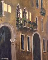 Scenic Italy VI Framed Print