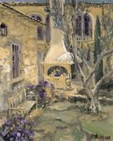 Scenic Italy VII Framed Print