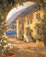 Scenic Italy VIII Framed Print