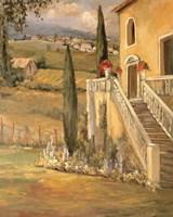 Scenic Italy IX Framed Print