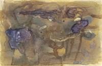 Violet Inclusion I Fine Art Print
