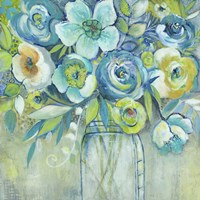 Late Summer Blooms I Fine Art Print