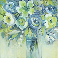 Late Summer Blooms II Fine Art Print