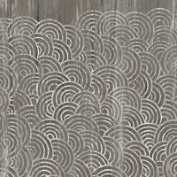 Weathered Wood Patterns I Fine Art Print