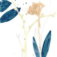 Botany Gesture VII Framed Print