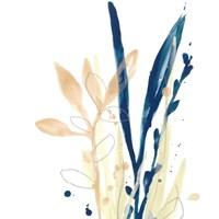 Botany Gesture IX Framed Print