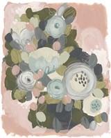 Blossom Cascade I Framed Print