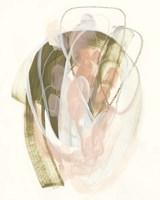 Hyacinth Gesture IV Framed Print