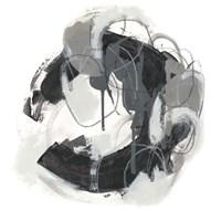 Obsidian Arc I Framed Print