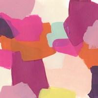 Pink Slip II Framed Print