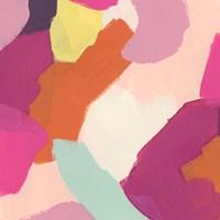 Pink Slip IV Framed Print