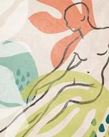 Tropical Nude IV Fine Art Print